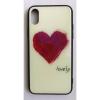 egyéb BH676 Telefon tok BLU-RAY Üveg Heart Iphone 7/8