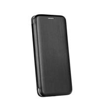 egyéb Forcell Elegance Huawei P40 Pro oldalra nyíló mágneses könyv tok szilikon belsővel fekete tok és táska
