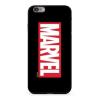 egyéb Marvel prémium szilikon tok edzett üveg hátlappal - Marvel 005 Huawei P40 fekete (MPCMV2125)