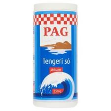 egyéb Pag jódozott tengeri só 250 g alapvető élelmiszer