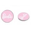 egyéb Star Wars vezeték nélküli töltő - Barbie 001 micro USB adatkábel 1m 9V/1.1A 5V/1A pink (MTCHWB