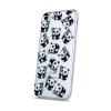 egyéb Ultra Trendy - Samsung A505 Galaxy A50 (2019) / A50S / A30S vékony szilikon tok (Panda mintás)
