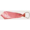 Egyenes csíkos árpádsávos gyerek nyakkendő (28 cm)