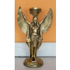Egyiptomi istennő-ÍZISZ-gyertyatartó/fején