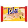 ELA vanília ízű krémmel töltött ostya fruktózzal 40 g