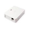 ELDES LAN-MESSENGER Ethernet átjáró és távoli relévezérlő