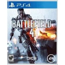 Electronic Arts Battlefield 4 PS4 videójáték