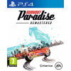 Electronic Arts Burnout Paradise Remastered (PS4)