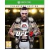Electronic Arts UFC 3: Bajnokok kiadása - Xbox One Digital
