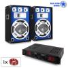 Electronic-Star Blue Star Series Basscore Bluetooth, hangfalszett