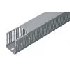 Elettrocanali ECS2560 perforált műanyag csatorna 25x60mm