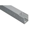 Elettrocanali ECS6060 perforált műanyag csatorna 60x60mm