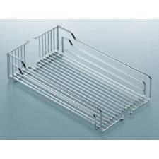 Elfordítható fékes kamraszekrény (Swing), kosár porszórt