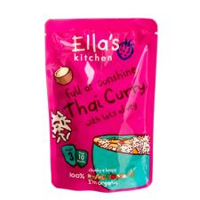 Ella's kitchen Bio thai curry zöldségekkel 190 g bébiétel