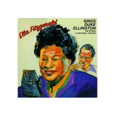 Ella Fitzgerald - Sings Duke Ellington (Cd) jazz