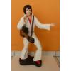 Elvis figura-68cm-fehér ruhás
