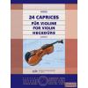 EMB 24 Caprices hegedűre