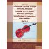 EMB Tizenöt könnyű gyakorlat gordonkára Op. 76/I