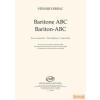 EMB Zongorakíséret a Bariton ABC-hez