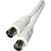Emos IEC (koax) kábel IEC - IEC 5m
