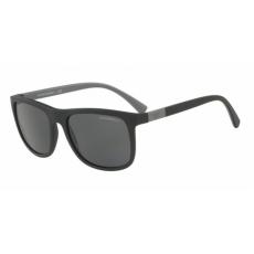 Emporio Armani EA4079 504287 MATTE BLACK GREY napszemüveg