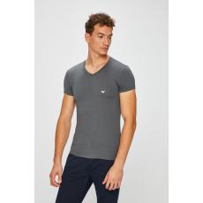 Emporio Armani - T-shirt - szürke - 1410403-szürke