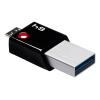 Emtec Pen drive EMTEC ECMMD64GT203 (64 GB; USB 3.0; Black)