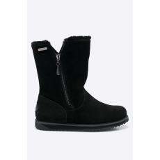 EMU Australia Magasszárú cipő Gravelly - fekete
