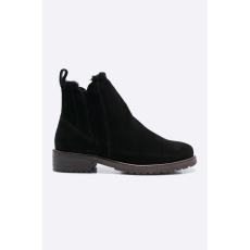EMU Australia - Magasszárú cipő Pioneer - fekete