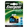 ENERGIZER Tölthető elem, AAA mikro, 2x800 mAh, előtöltött, ENERGIZER Extreme (EAKU10)
