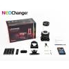 ENERMAX NEOChanger 200ml RGB LED Tartály + Szivattyú szett; távirányítóval