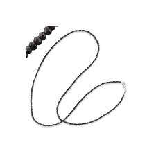Engelsrufer ERN80BS - Engelsrufer gyöngylánc fekete medál