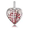 Engelsrufer ERP05HEARTL Engelsrufer medál szív piros ezüst