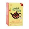 English Tea Shop 20 Bio Mézbokor-Acai Berry tea 20 db