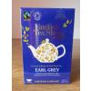 English Tea Shop bio & fairtrade Earl Grey tea bergamottal 20 db teafilter