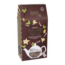 English Tea Shop Csokoládé és Vanília tea Selyemfilterben tea