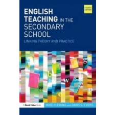 English Teaching in the Secondary School – Mike Fleming idegen nyelvű könyv