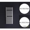 Enix Aster 391W fehér radiátor 400x776mm (A-408)