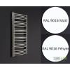 Enix Focus Radiátor 1250W fehér 746x1742mm (F-817)