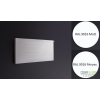 Enix Plain Art Radiátor 387W fehér 600x200mm (PS22)