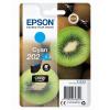 Epson 202XL nagy kapacitású cyán kék eredeti patron T02H2