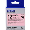 Epson CARTRIDGE SATIN RIBBON LK-4PBK