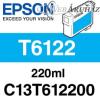 """Epson """"Epson T612200 [C] tintapatron (eredeti, új)"""""""