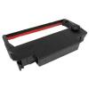 Epson ERC-30, 34, 38 piros-fekete, utángyártott festékszalag