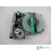 Epson LC-4GWP utángyártott feliratozószalag kazetta 12 mm * 8m zöld alapon fehér nyomtatás