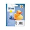 Epson T05544010 Tintapatron StylusPhoto R240, R245, RX420 nyomtatókhoz, EPSON sárga, 8ml
