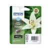 Epson T05954010 Tintapatron StylusPhoto R2400 nyomtatóhoz, EPSON világos kék, 13ml