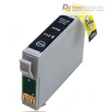 Epson T071140 [Bk] kompatibilis tintapatron (ForUse) nyomtatópatron & toner