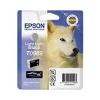 Epson T09694010 Tintapatron StylusPhoto R2880 nyomtatóhoz, EPSON világos világos fekete, 11,4ml