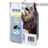 Epson T100440 [Y] tintapatron (eredeti, új)